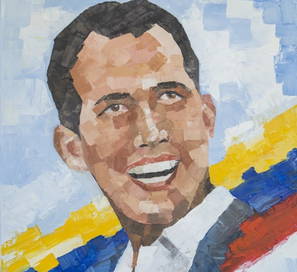 PRESIDENTE INTERINO DE VENEZUELA, JUAN GUAIDO